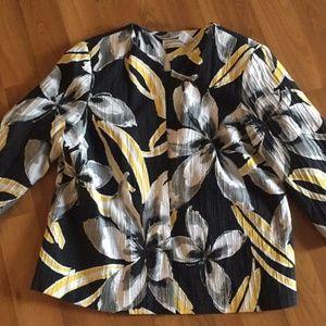 Alfred Dunner Spring Jacket